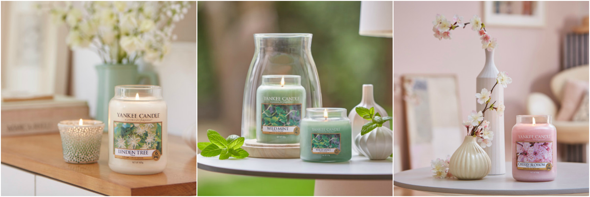 Pure Essence Yankee Candle 2017